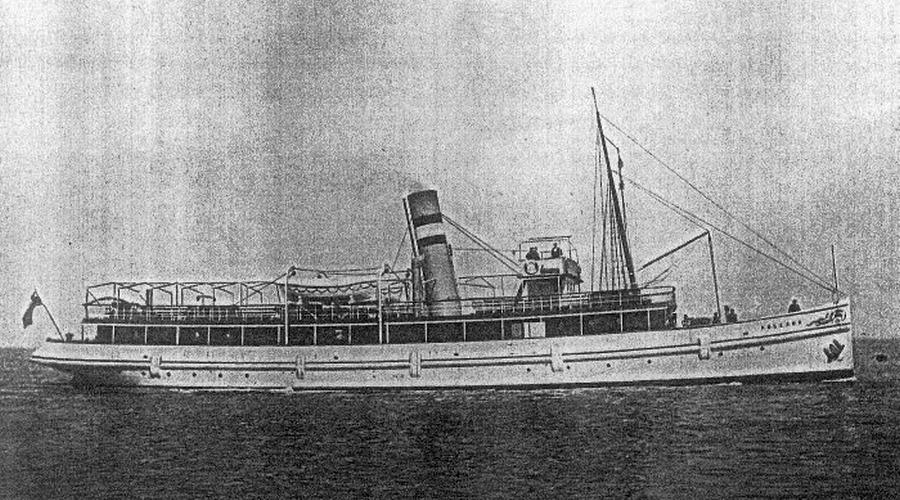 Tyne tug holland bs iii 1902 for Chambre de commerce franco americaine